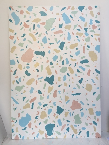 Terrazzo finishes for Somerset House 1