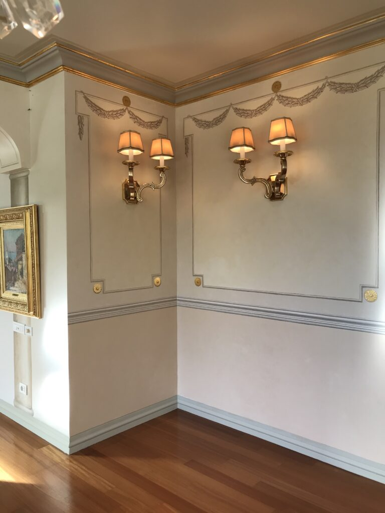 faux finish painters in London